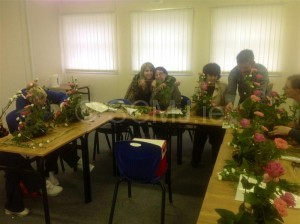 Flower arranging Community College (Medium)